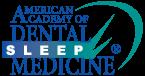 American Academy of Dental Medicine - Sleep - logo