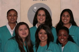 Springfield Lorton Dental Group dental assistants team.
