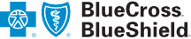 BlueCross logo, BlueShield logo
