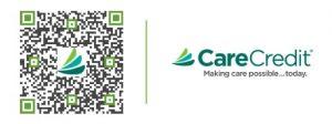 Care Credit QR Code