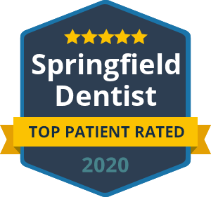 Springfield Dentist - Top Patient Rated 2017 logo